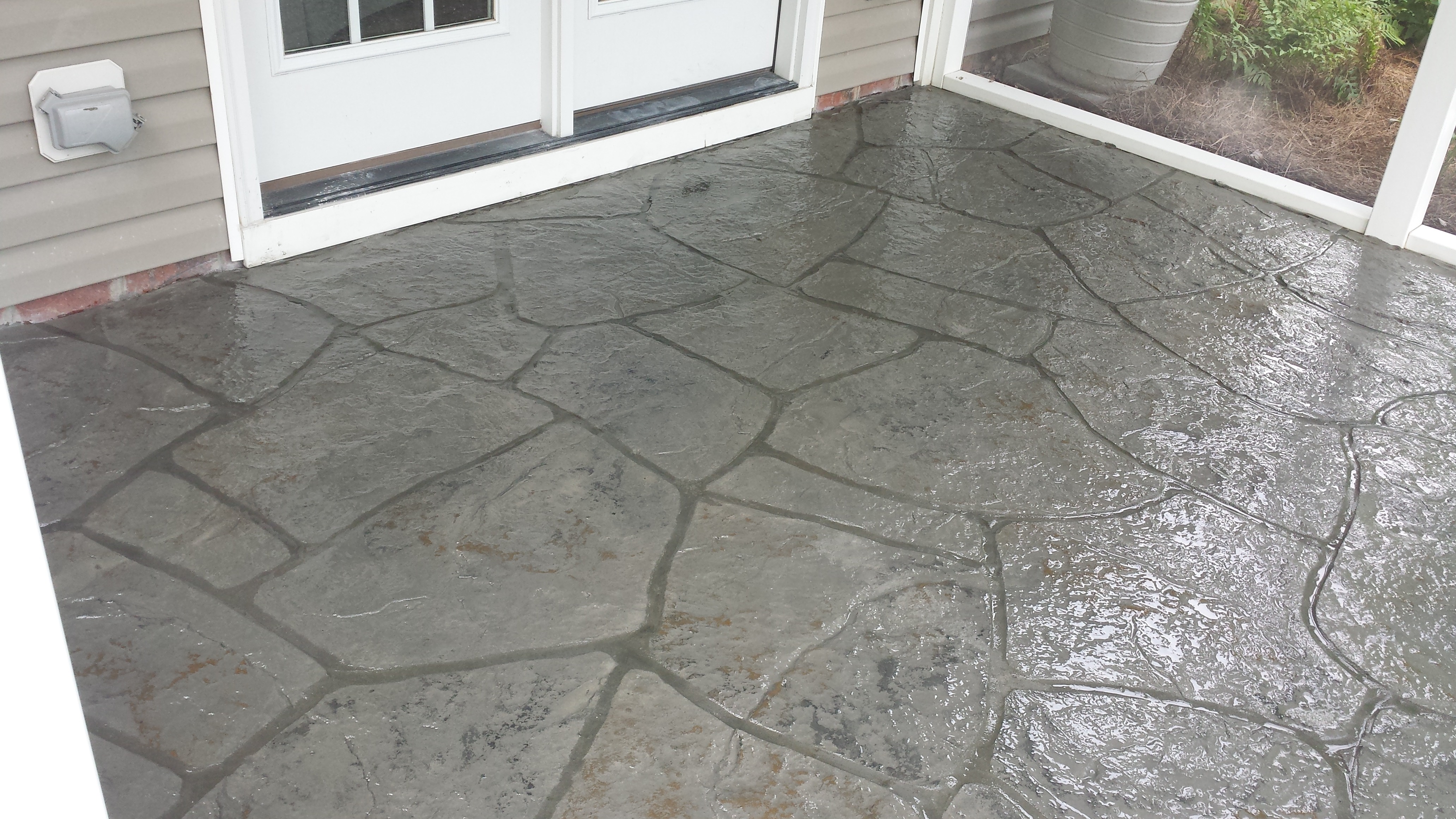 absolute enterprises - decorative concrete